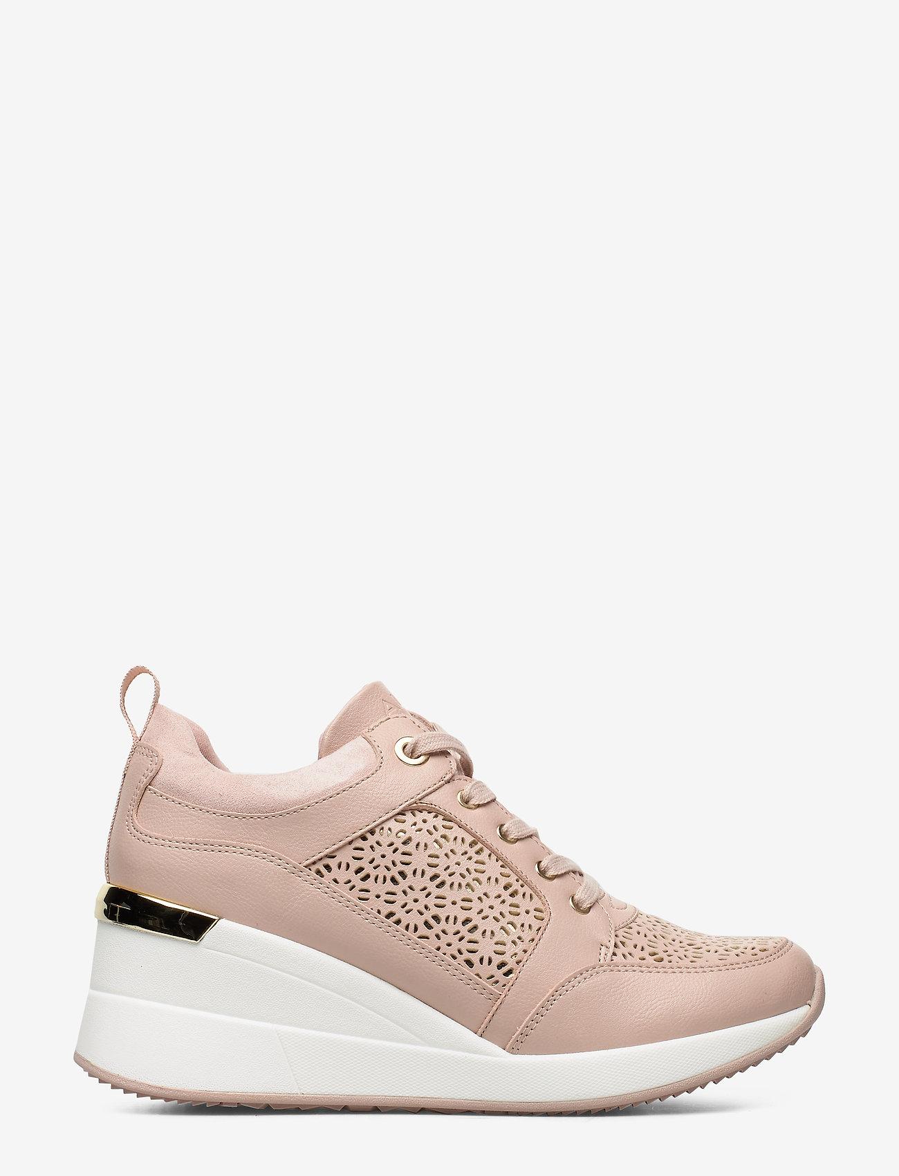 Aldo - COLUBER - chunky sneakers - light pink