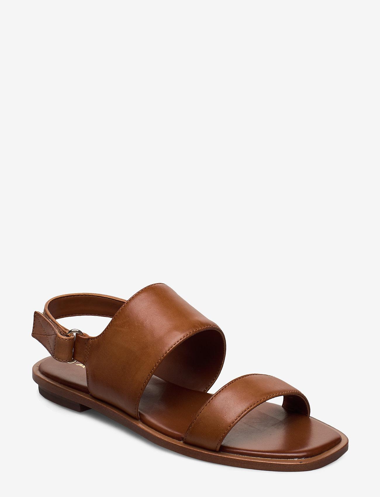 Aldo - SULA - flate sandaler - cognac