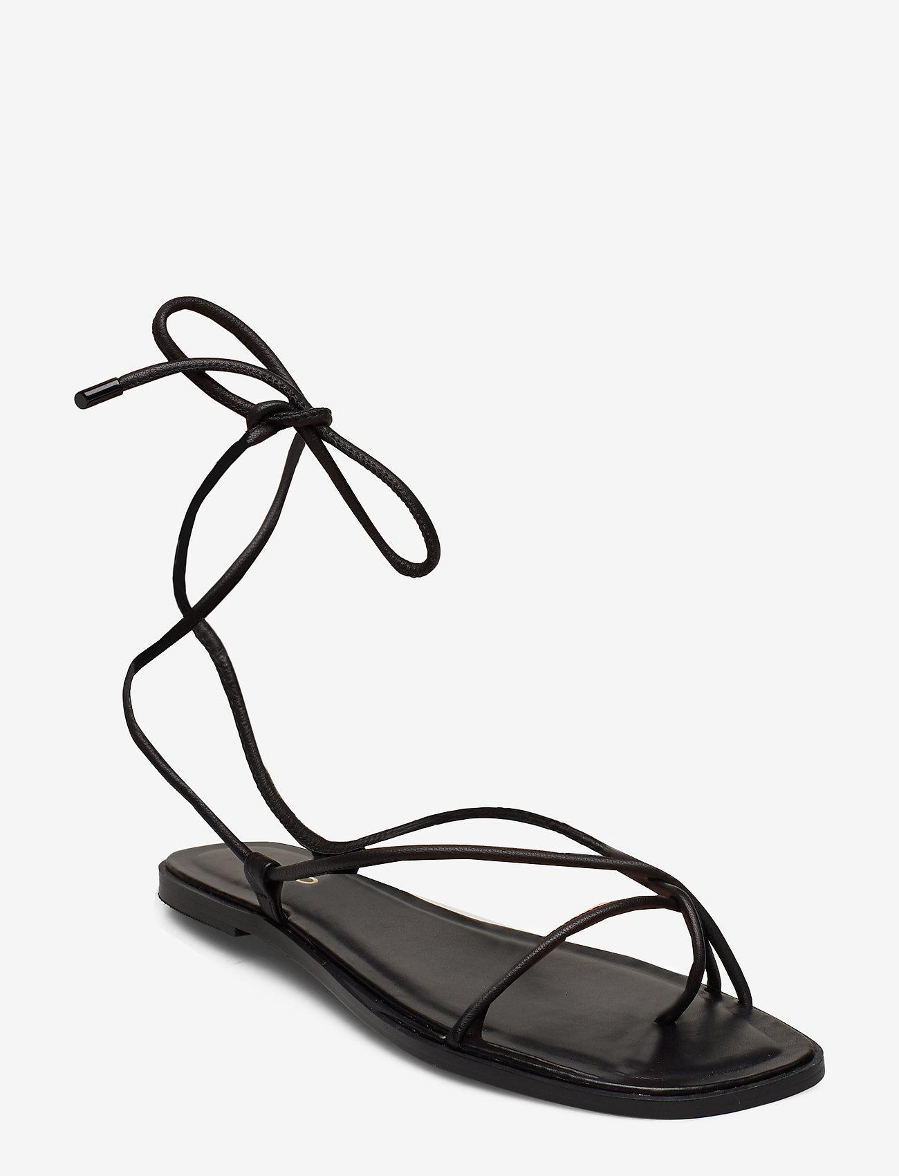 Aldo - OITA - flate sandaler - black