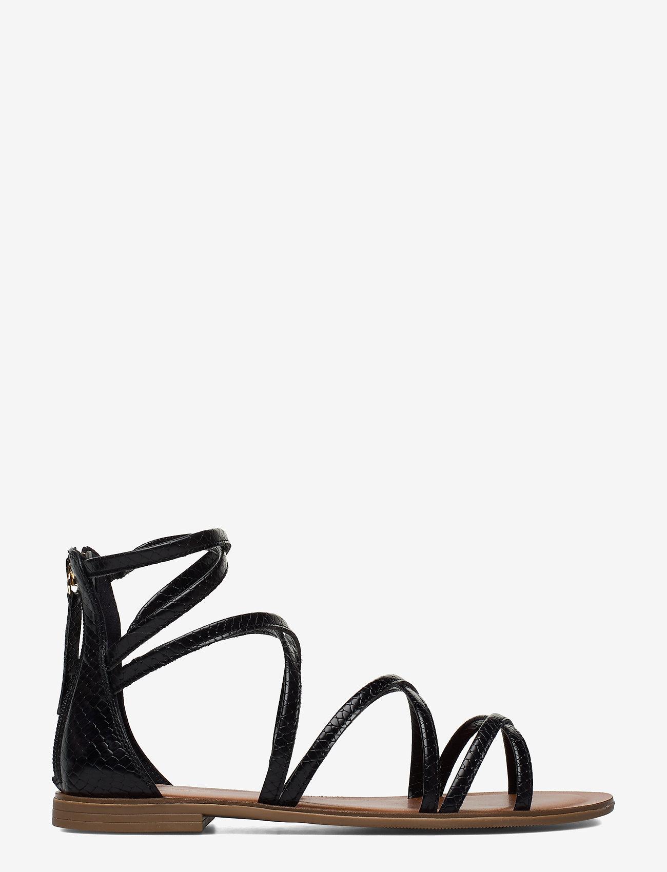 Aldo - KABANNA - flate sandaler - black
