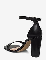 Aldo - JERAYCLYA - høyhælte sandaler - black - 2