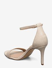 Aldo - PILIRIA - høyhælte sandaler - bone - 2