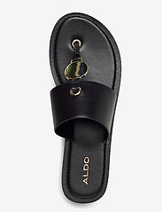 Aldo - YILANIA - flate sandaler - black - 3