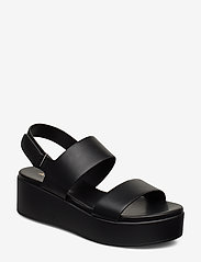 Aldo - AGRERINIA - wedges - black - 0