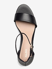 Aldo - VILLAROSA - høyhælte sandaler - other black - 3