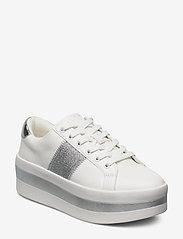 Aldo - ELRIODIA - sneakers med lav ankel - silver - 0