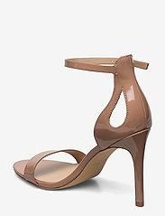 Aldo - VIOLLA - høyhælte sandaler - bone - 2