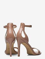 Aldo - VIOLLA - høyhælte sandaler - bone - 4