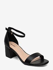 Aldo - FRAZISKA - høyhælte sandaler - black - 0