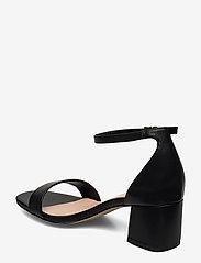 Aldo - FRAZISKA - høyhælte sandaler - black - 2
