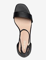 Aldo - FRAZISKA - høyhælte sandaler - black - 3