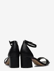 Aldo - FRAZISKA - høyhælte sandaler - black - 4