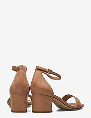 Aldo - FRAZISKA - høyhælte sandaler - light brown - 4