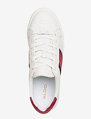 Aldo - STRELLEY - sneakers med lav ankel - white - 3