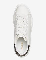 Aldo - DAZZLE - sneakers med lav ankel - white/black - 3