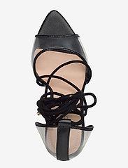 Aldo - AMENABAR - korolliset sandaalit - black - 3