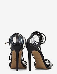 Aldo - AMENABAR - korolliset sandaalit - black - 4