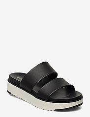Aldo - VICET - flate sandaler - other black - 0