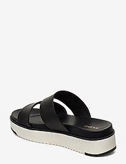 Aldo - VICET - flate sandaler - other black - 2