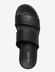 Aldo - VICET - flate sandaler - other black - 3