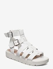 Aldo - GLASSY - flate sandaler - white - 0