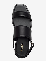 Aldo - SULA - flate sandaler - black - 3