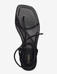 Aldo - OITA - flate sandaler - black - 2