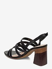 Aldo - DINDILOA - høyhælte sandaler - black - 2