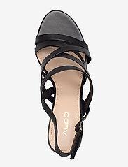Aldo - DINDILOA - høyhælte sandaler - black - 3