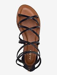 Aldo - KABANNA - flate sandaler - black - 3