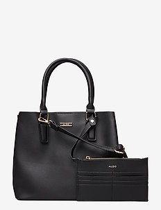 HOENI - fashion shoppers - black