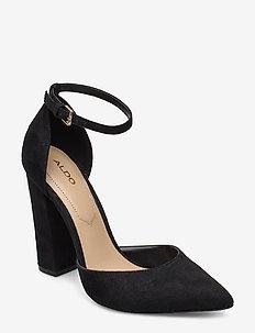NICHOLES - klassiske pumps - black
