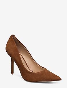 SOPHY - klassiske pumps - light brown
