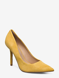 SOPHY - klassiske pumps - bright yellow