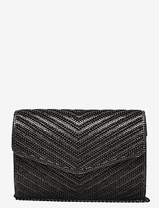 DENADDA - clutches - black