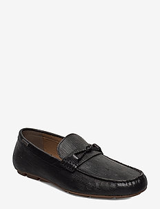 BARTHES - loafers - black