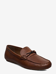 BARTHES - loafers - cognac