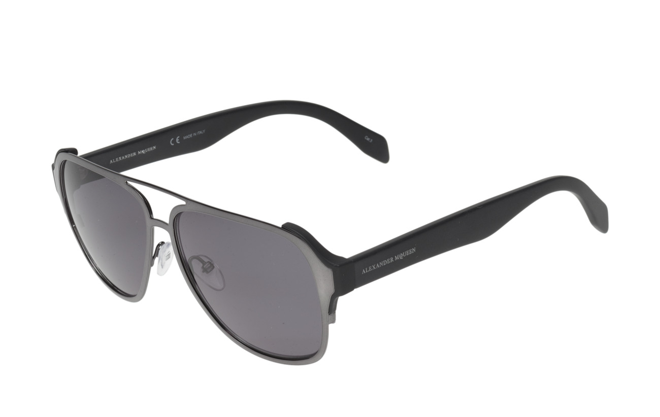 smokeAlexander smokeAlexander Am0012sruthenium smokeAlexander black Mcqueen Mcqueen Am0012sruthenium Eyewear Eyewear black Am0012sruthenium black vmyN8n0wOP