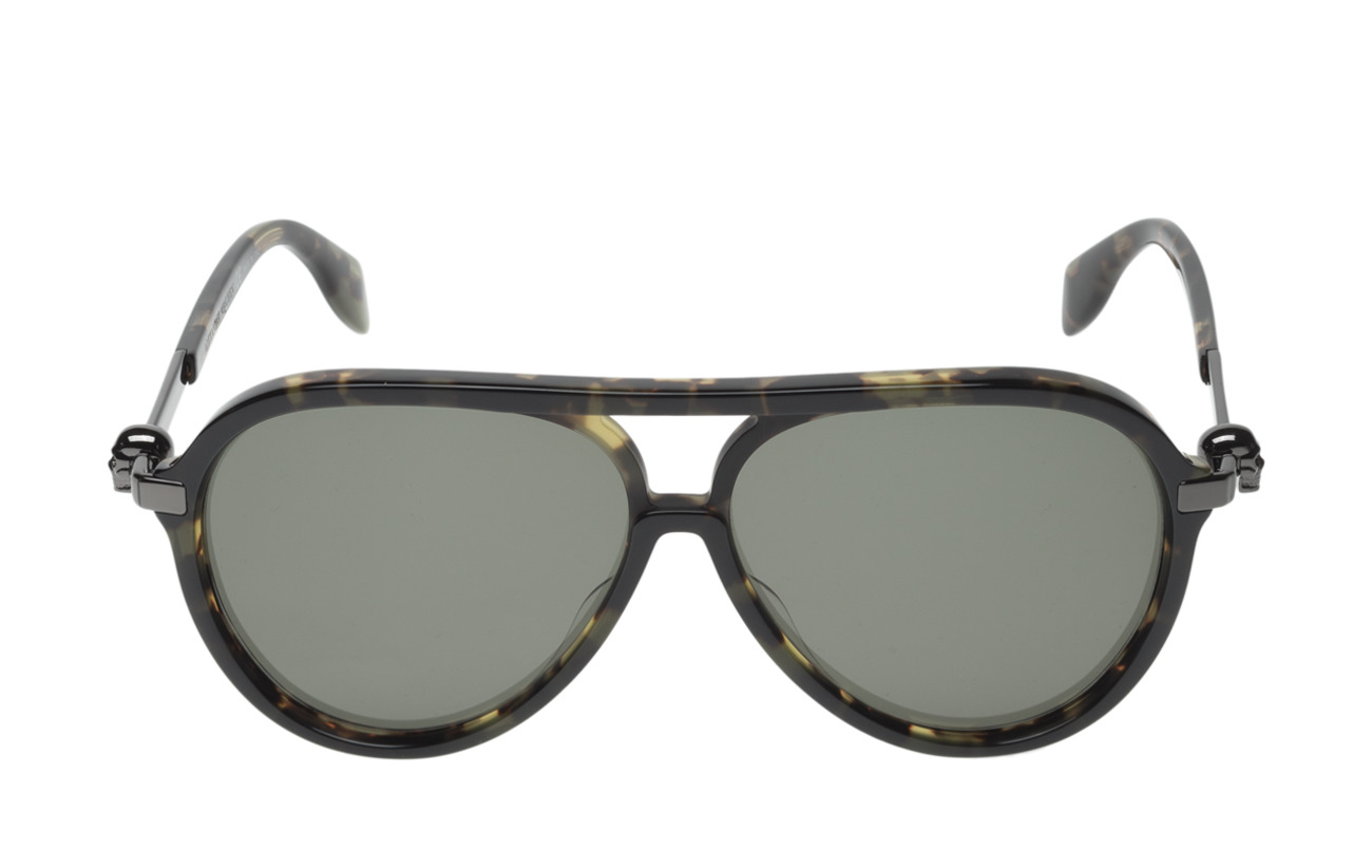 Am0020savana greenAlexander Mcqueen Eyewear Mcqueen ruthenium ruthenium greenAlexander Eyewear Am0020savana Y7vIygf6b