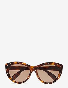 AM0056S - cat-eye - avana-avana-brown