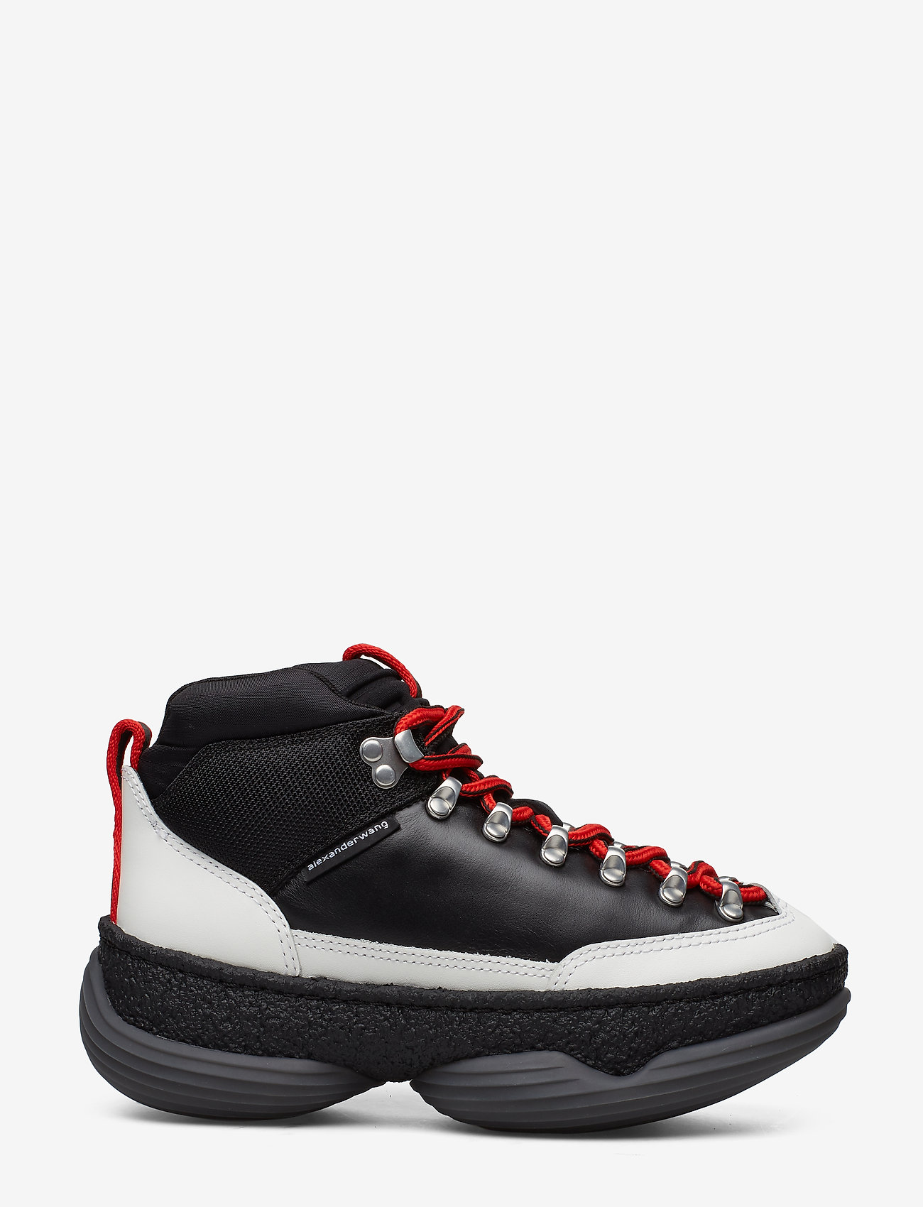 Alexander Wang - a1 HIKER BLACK/RED - chunky sneakers - black - 1
