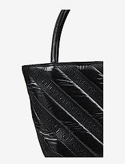 Alexander Wang - ROXY SOFT SMALL TOTE BLACK LOGO QUILTED NYLON - fashion shoppers - black - 5
