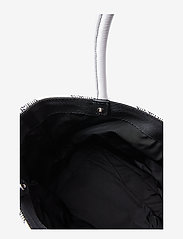 Alexander Wang - ROXY SOFT SMALL TOTE WHITE LOGO QUILTED NYLON - fashion shoppers - white - 6