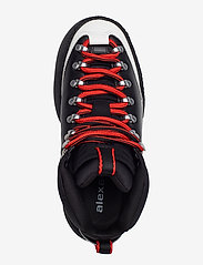 Alexander Wang - a1 HIKER BLACK/RED - chunky sneakers - black - 3