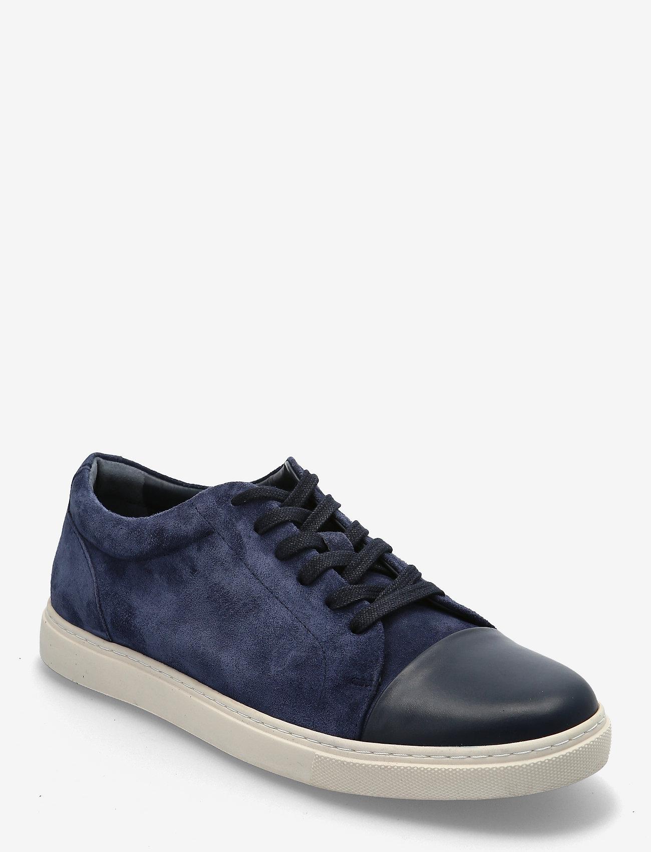 Allen Edmonds - Cooper - låga sneakers - navy - 0