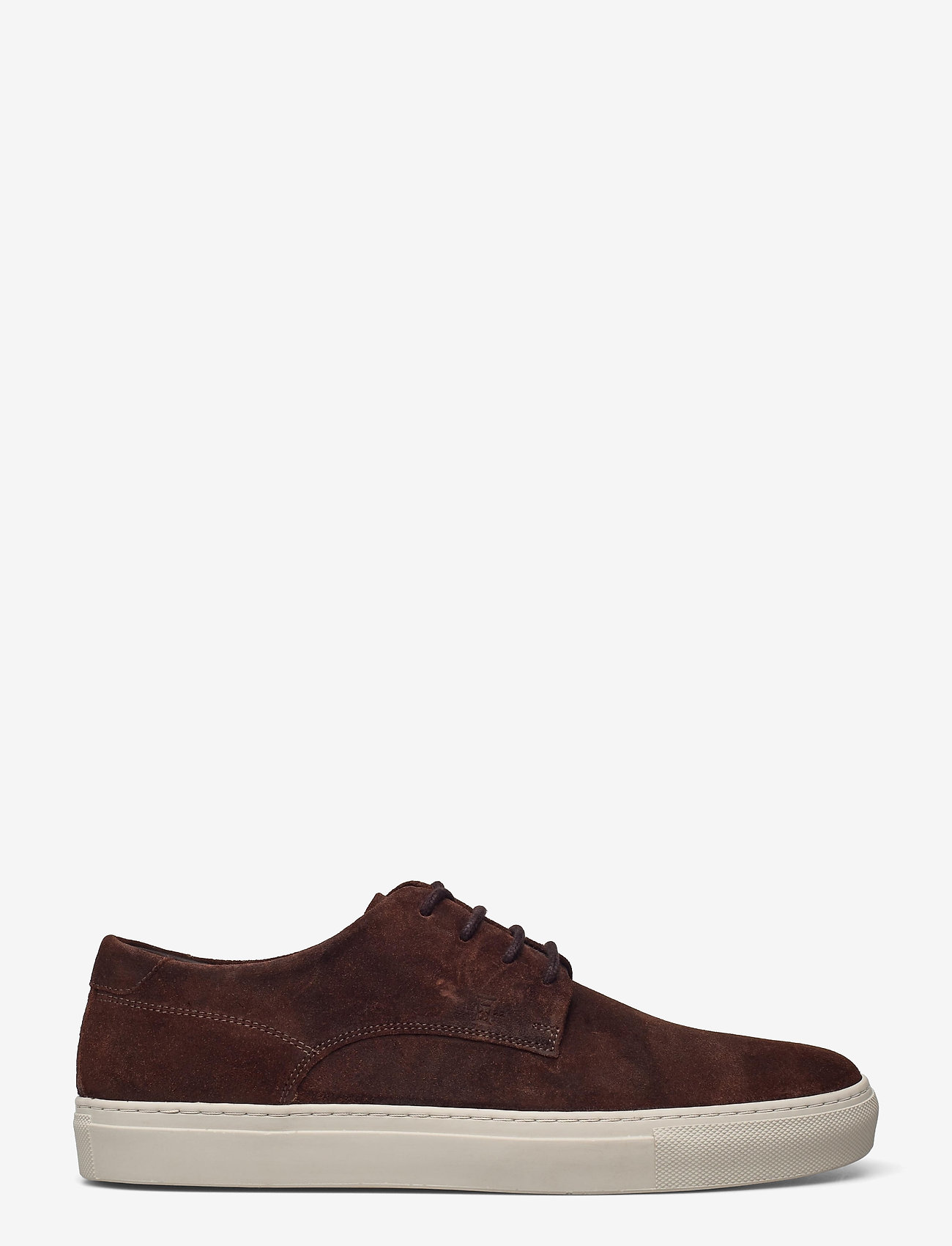 Allen Edmonds - Howard Derby - låga sneakers - dark brown - 1