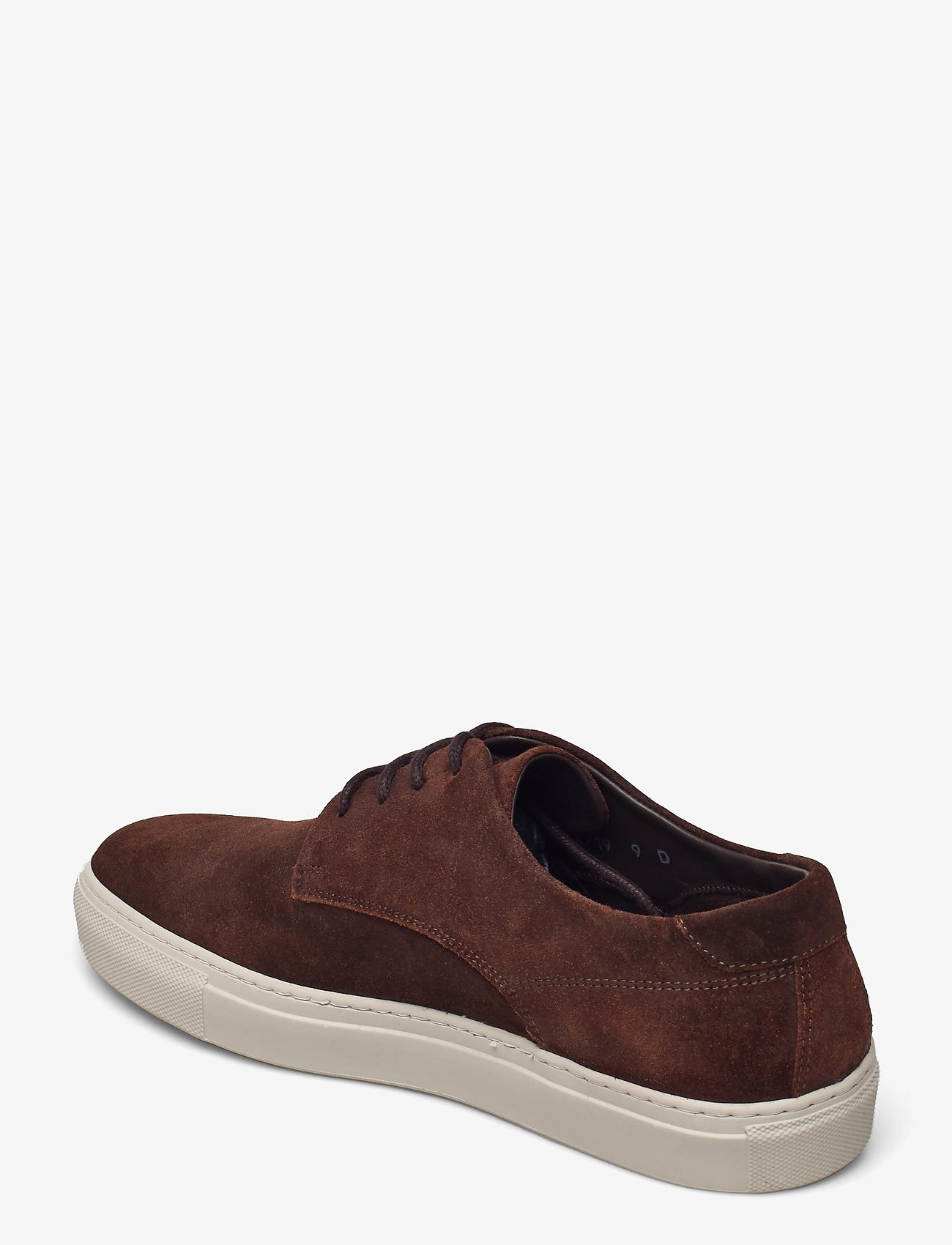 Allen Edmonds - Howard Derby - låga sneakers - dark brown - 2