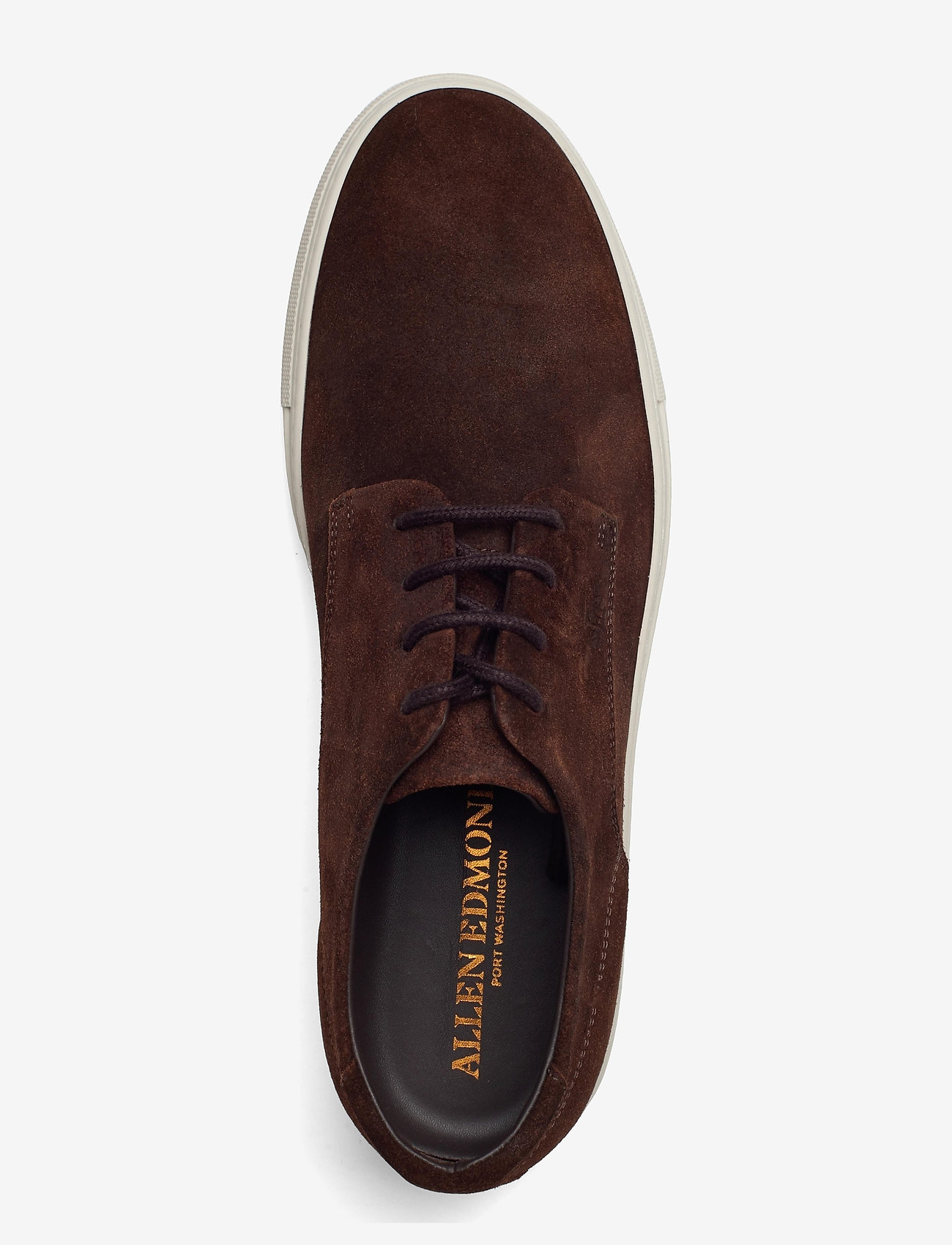 Allen Edmonds - Howard Derby - låga sneakers - dark brown - 3