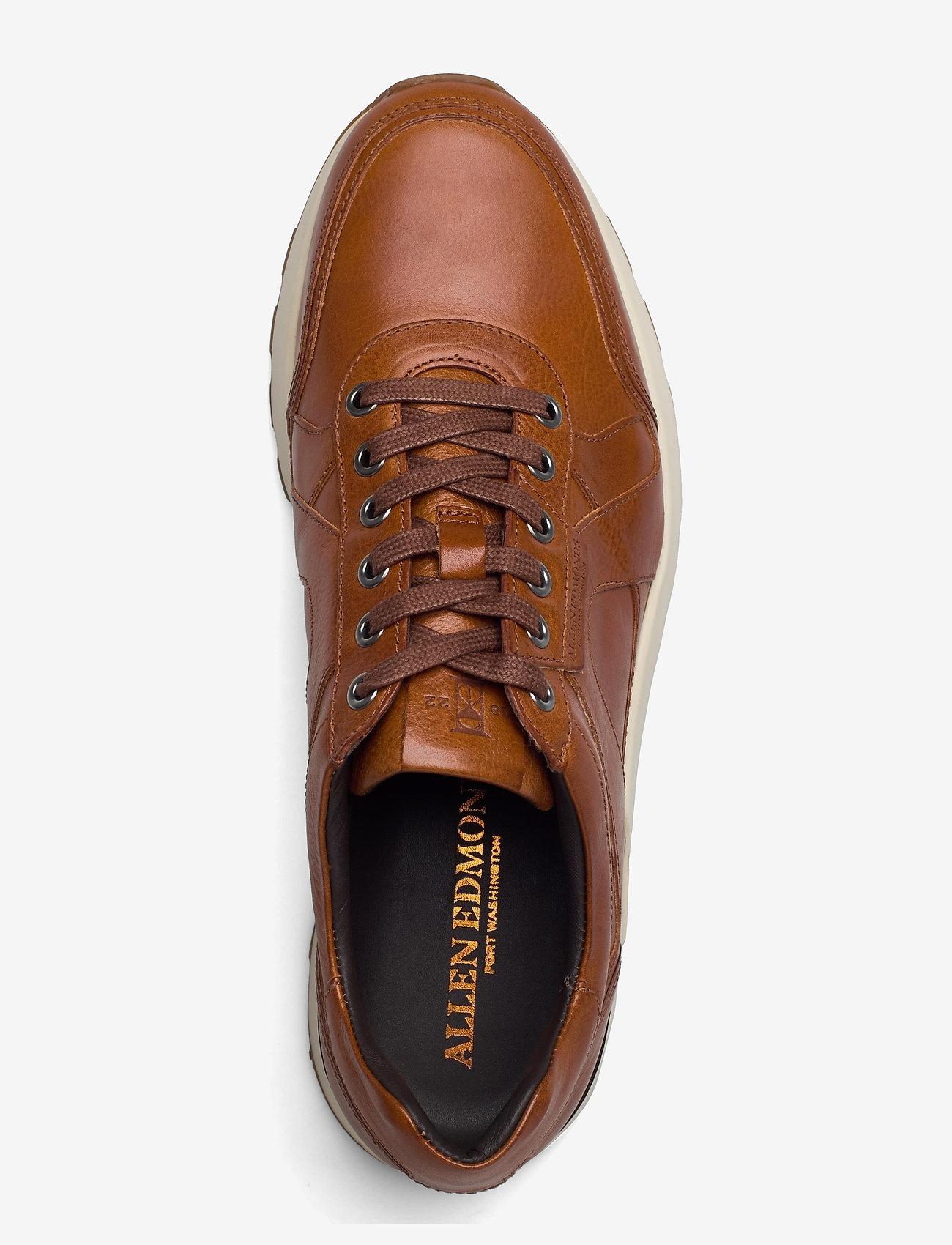 Allen Edmonds - A-Trainer - låga sneakers - walnut - 3