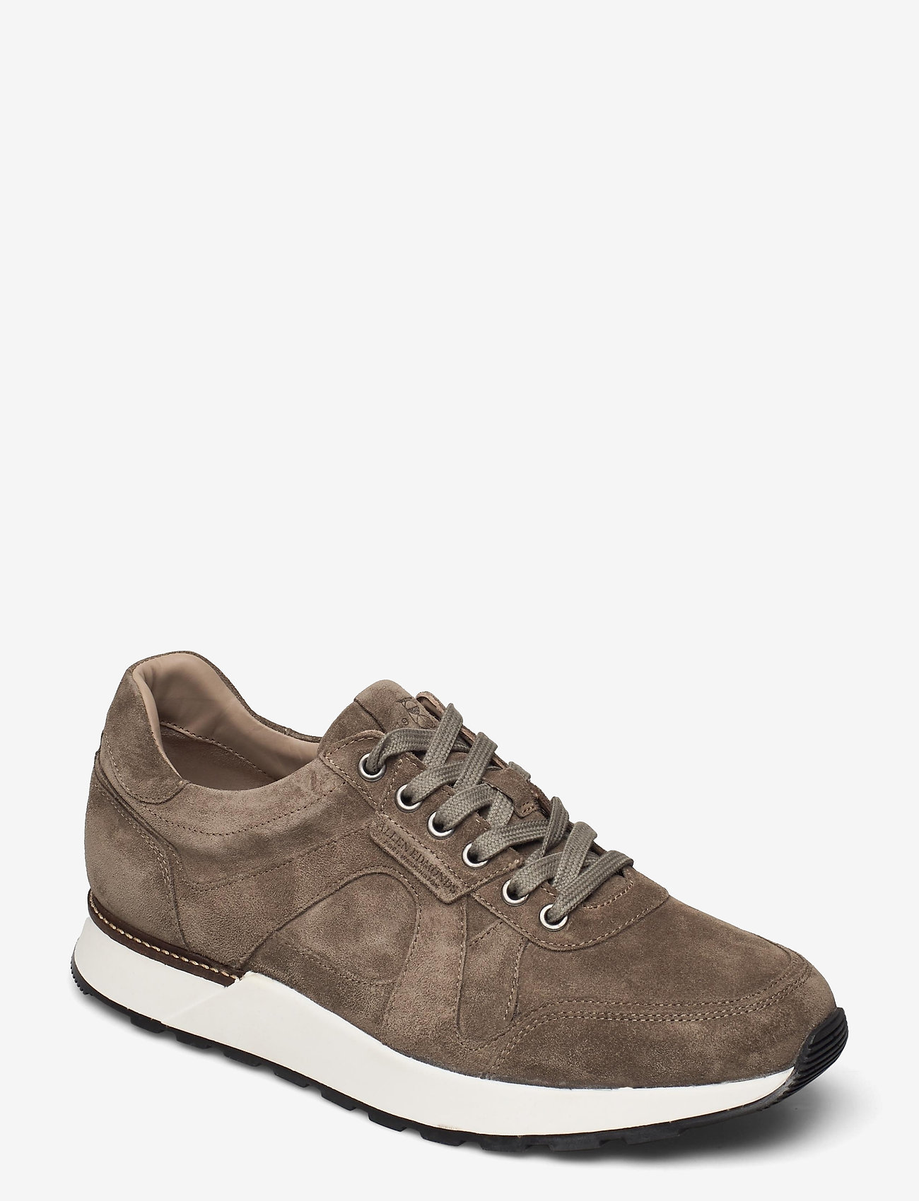 Allen Edmonds - A-Trainer - låga sneakers - grey - 1